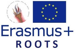 Spletna stran projekta Erasmus+ (Roots)